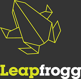 Leapfrogg Logo