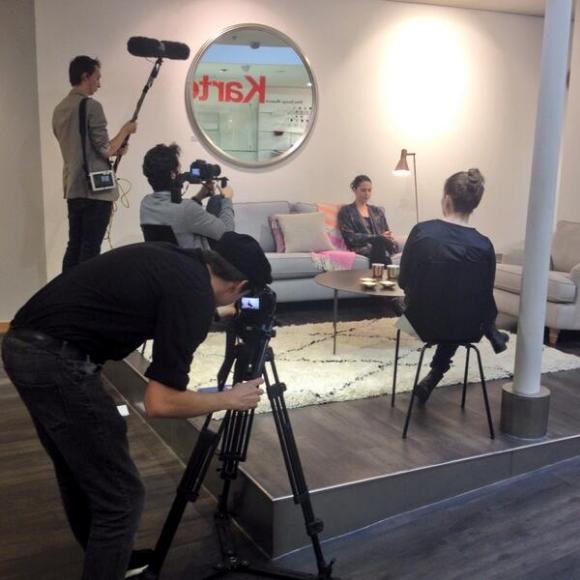 #HealsChallenge Filming