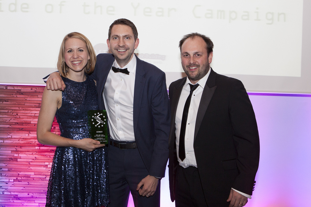 Leapfrogg wins at The European Search Awards