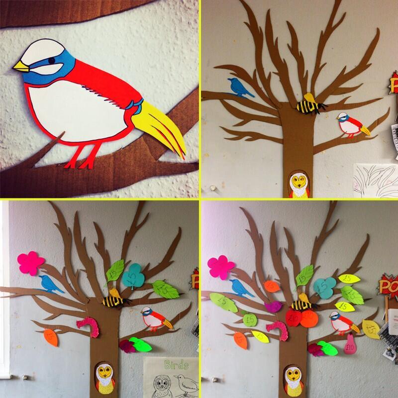 Leapfrogg fundraising tree