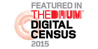 The Drum Digital Census 2015 logo