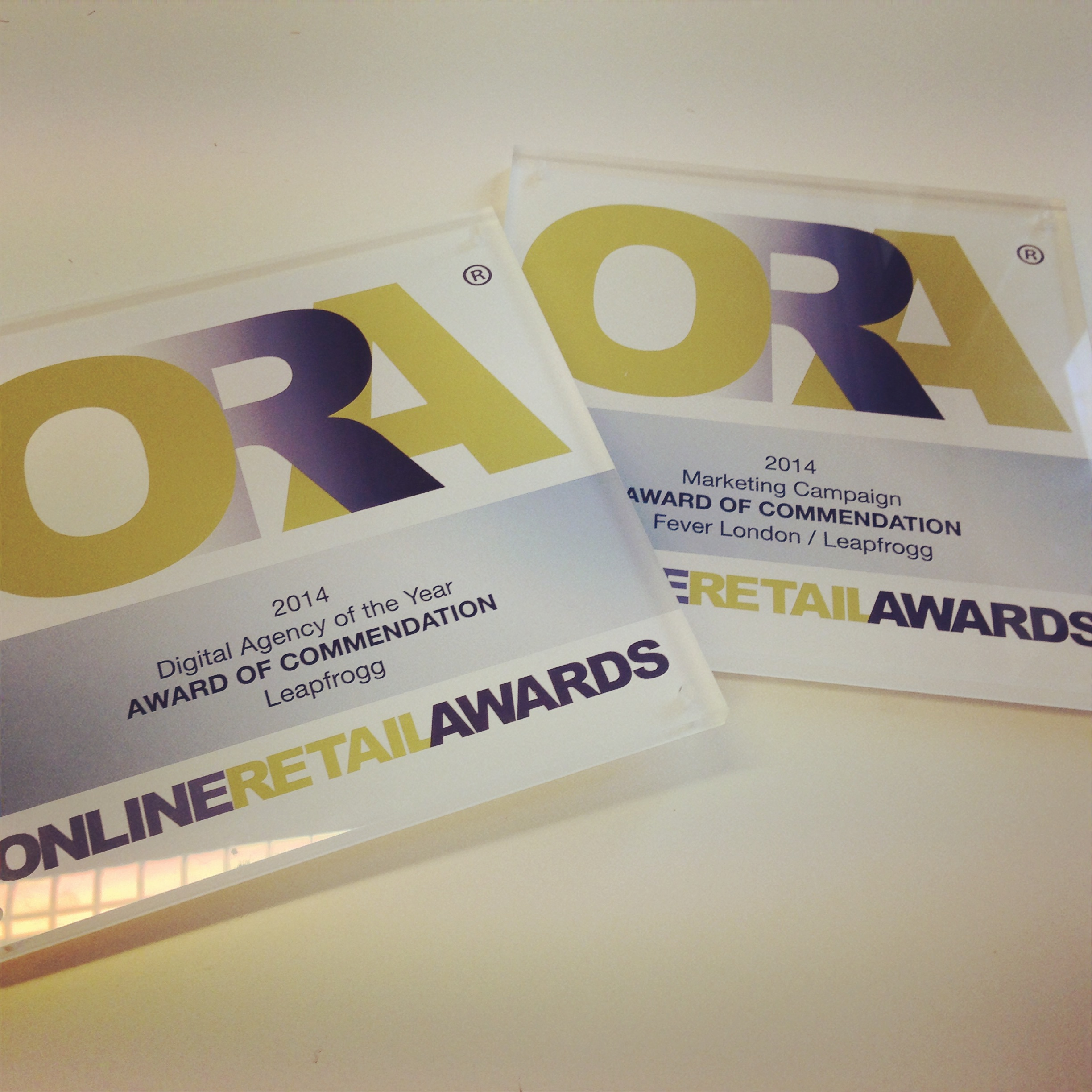Online Retail Awards