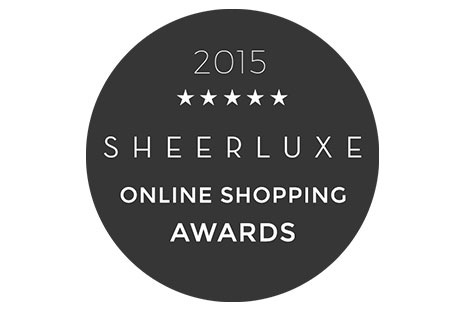 SheerLuxe Awards Logo