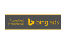 Bing Ads accredited