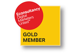 Econsultancy Gold Member Badge