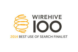 Wirehive Search Finalist Logo